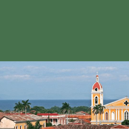 Nicaragua 2018 - Amelia Magee