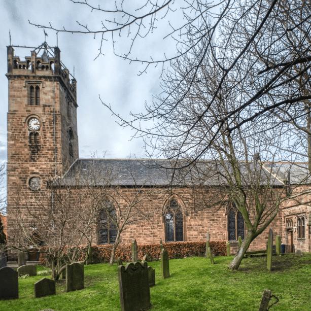 St Mary's Church, Wooler