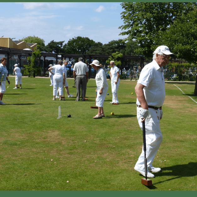Woodhall Spa Croquet Club