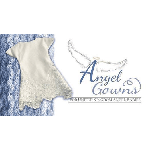 Angel Gowns for United Kingdom Angel Babies