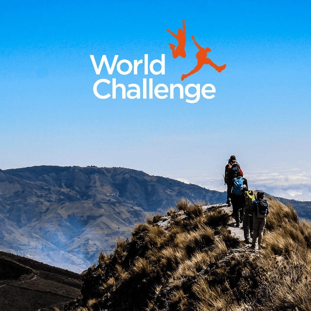 World Challenge Nepal 2021 - James Anderson
