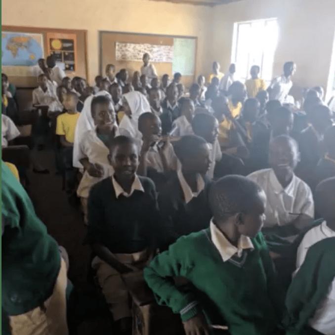 True Adventure Tanzania 2018 - Rohan Tank
