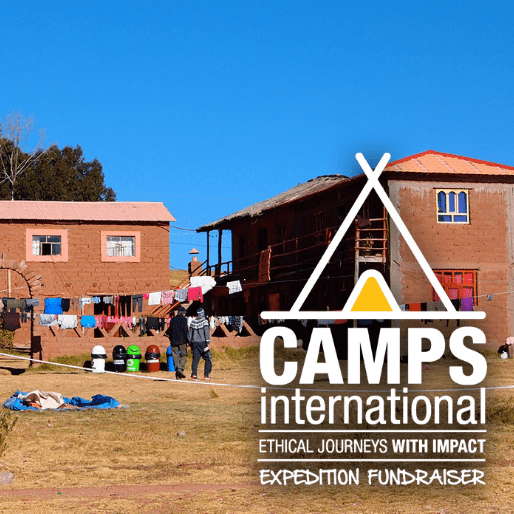 Camps International Peru 2020 - Freya Langley