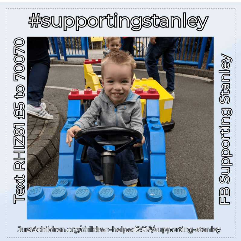 Supporting Stanley - Ruth Barrett