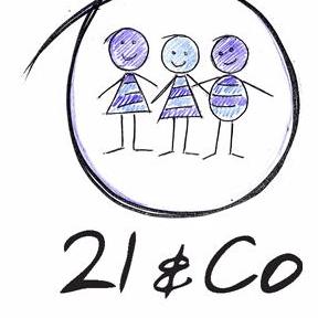 21 & Co cause logo