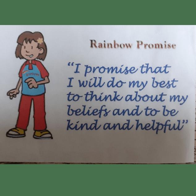 2nd Chingford Rainbows