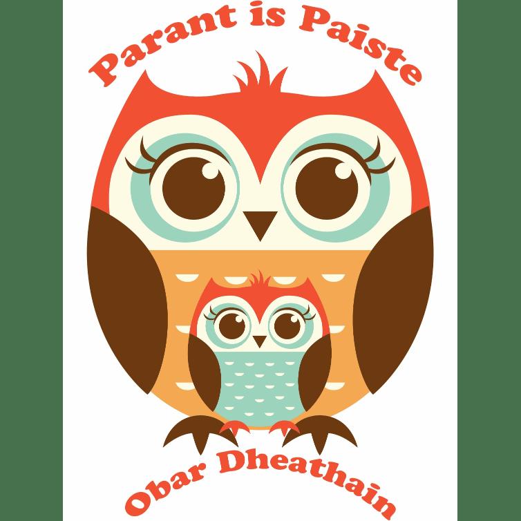 Parant is Paiste Obar Dheathain
