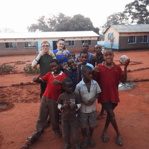 Africa 2018 - Rosie Marshall