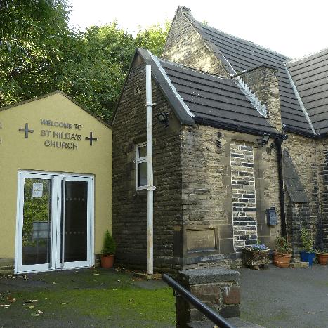 St Hilda's Church - Cowcliffe