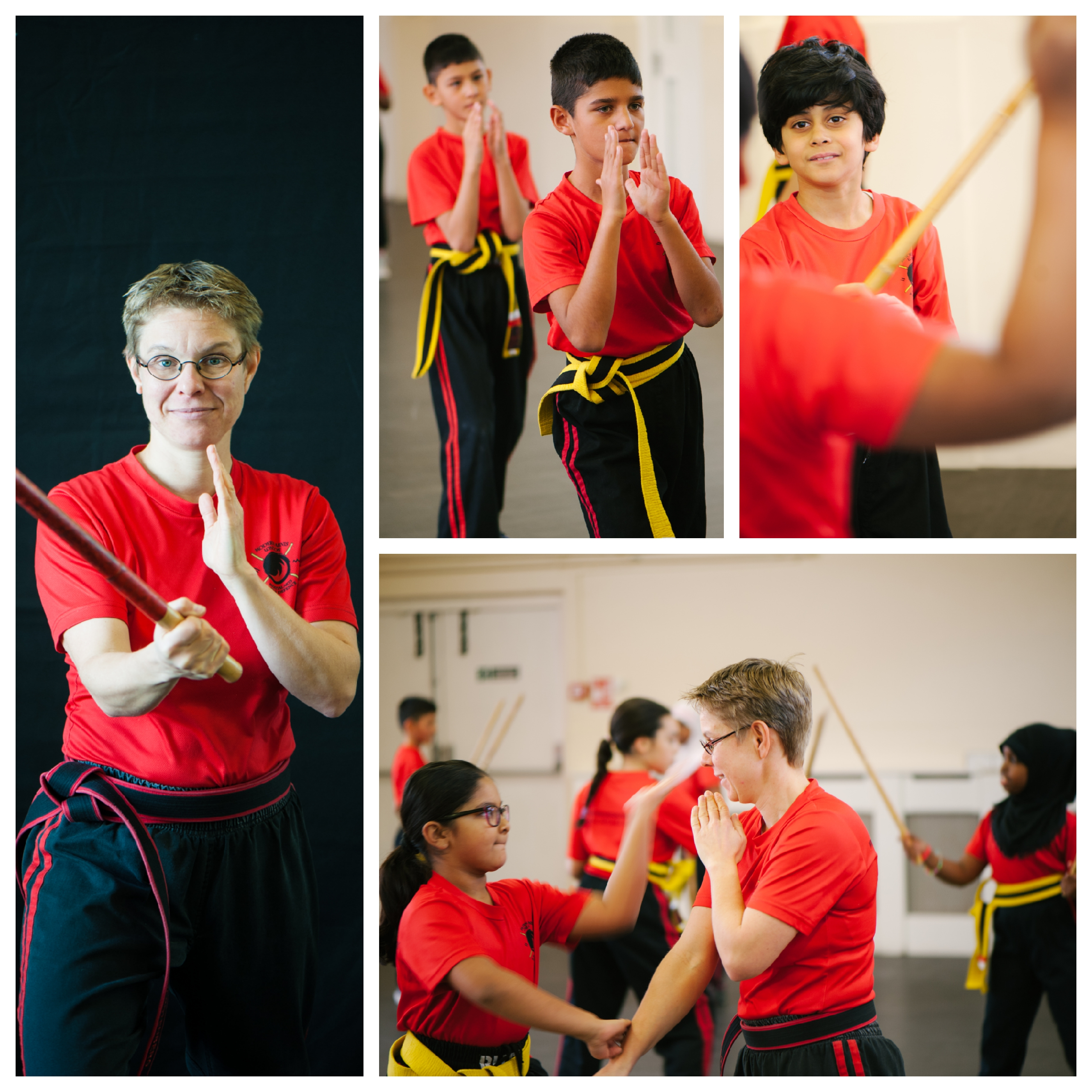 Modern Arnis London - martial arts and self-defence CIC