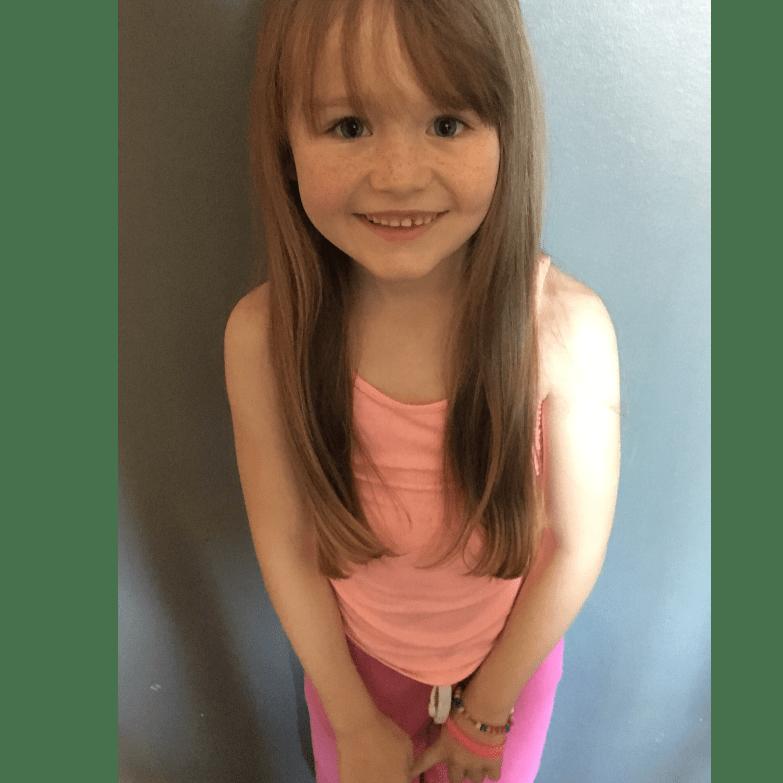 Little princess Trust - Jade Milligan