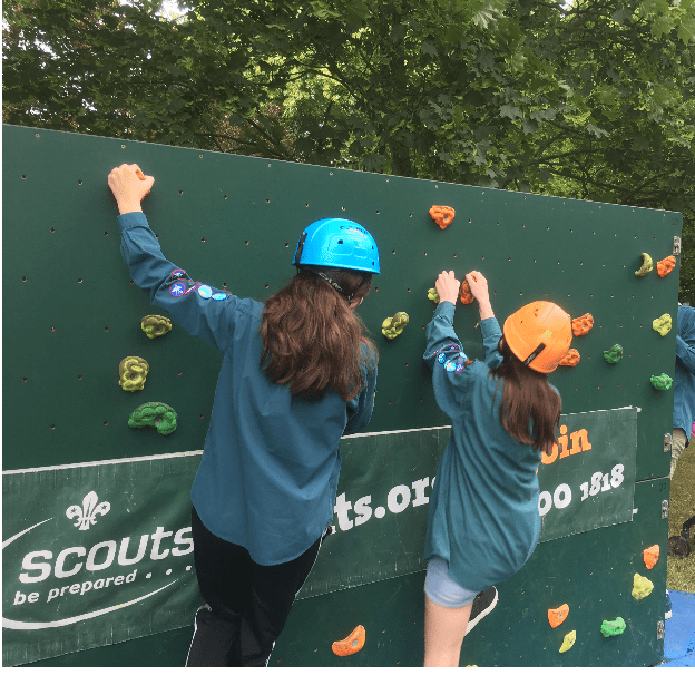 World Scout Jamboree 2019 - Alice Gettins