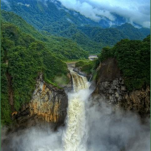 Ecuador 2020 - Joseph Morel-Paulo