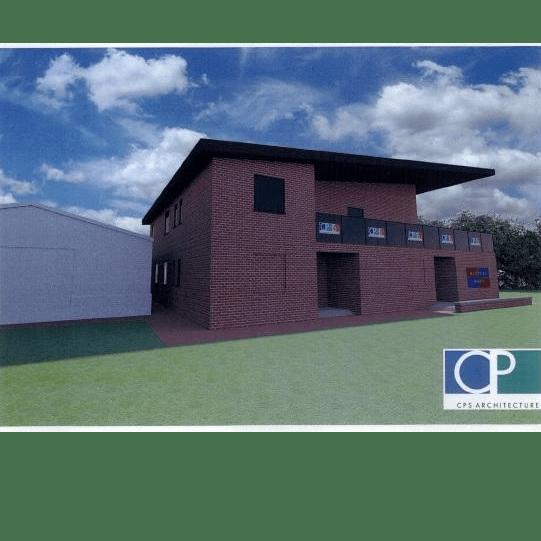 Mistley RUFC Clubhouse Build