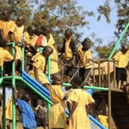 East African Playgrounds Uganda 2018 - Louise Lord
