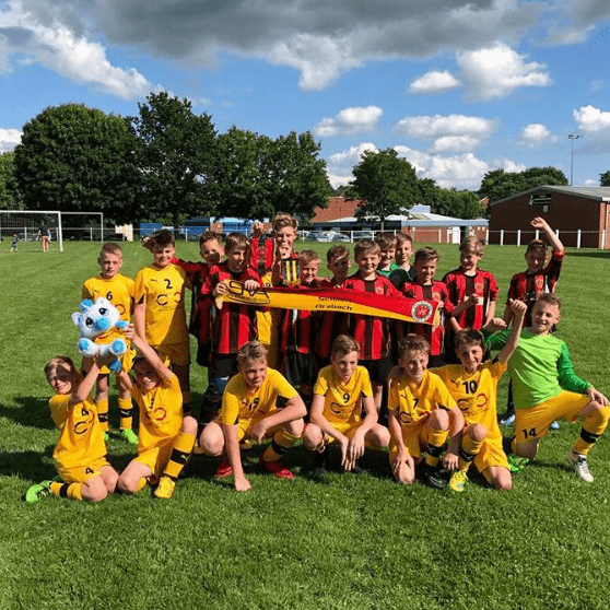 Droitwich Spa Titans FC Tournement with Arzbach