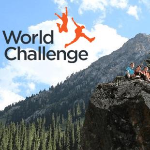 World Challenge Nepal 2019 - Niall Oswald