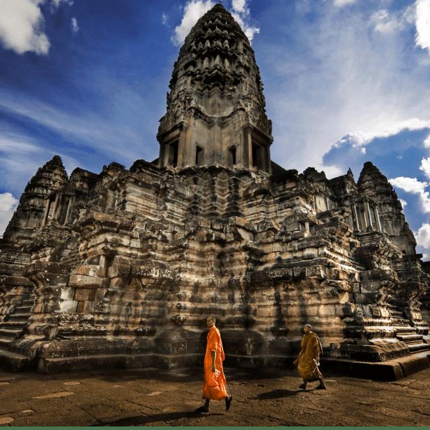 World challenge Cambodia 2018 - Patricia Polczyk