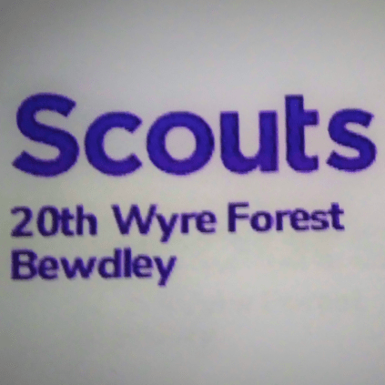 20th Wyre Forest, Bewdley