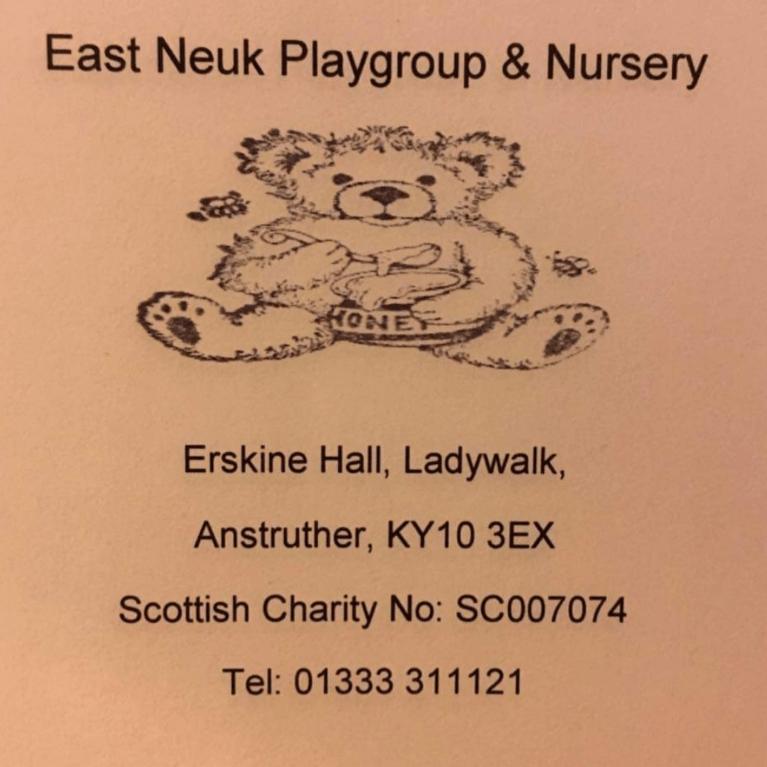East Neuk Playgroup & Nursery