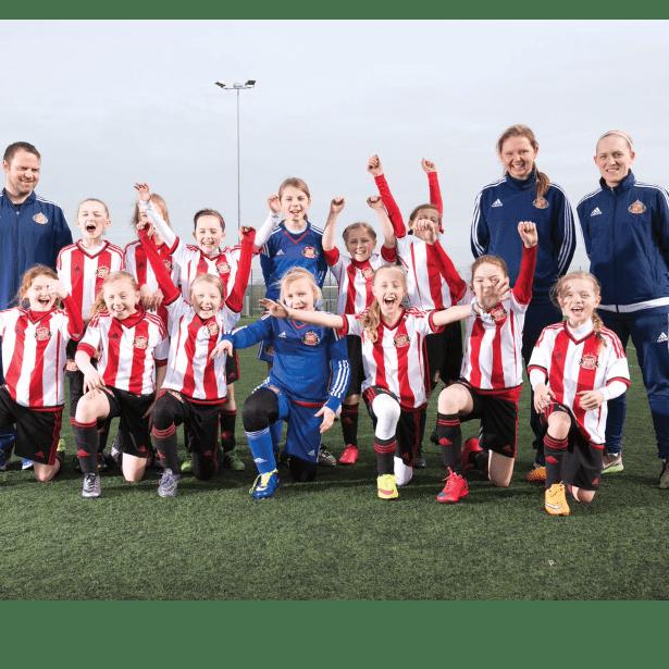 Sunderland and Gateshead Girl's Regional Talent Club