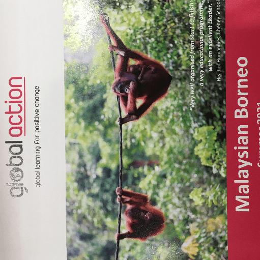 Global Action Borneo 2021 - Emilia Mason