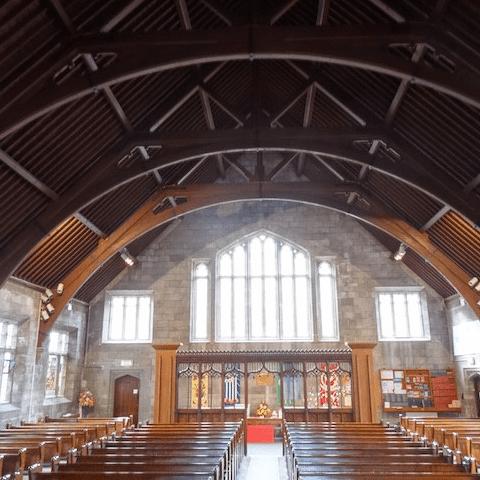 St Clement's Parish Church Belfast