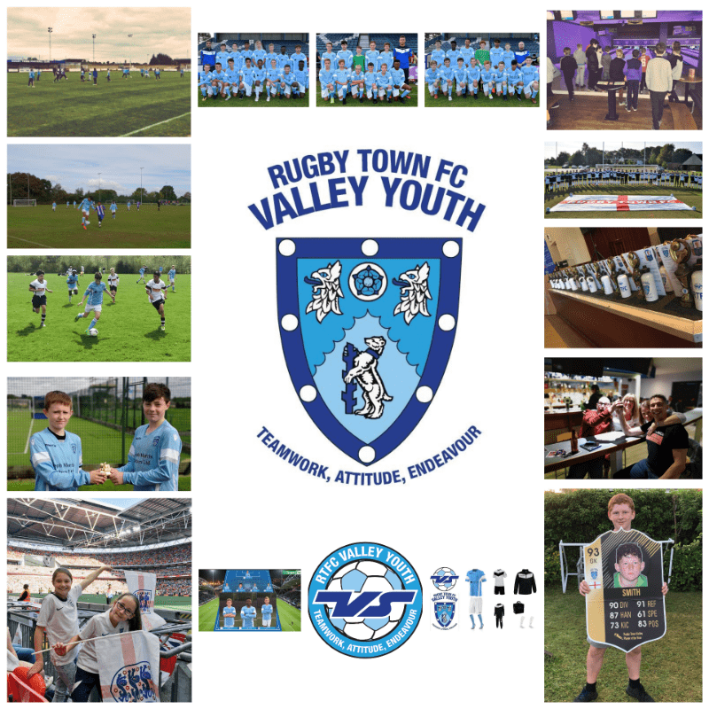 Rugby Town FC Valley Youth