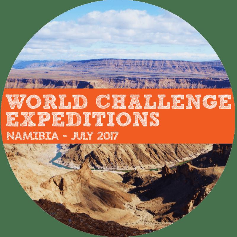 World Challenge Namibia 2017 - Jake Love