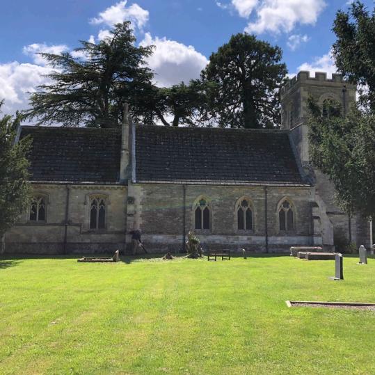 Hemington St Peter & St Paul Church