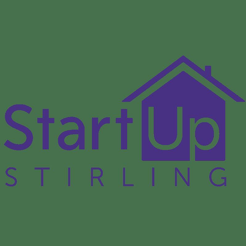 Start Up Stirling cause logo