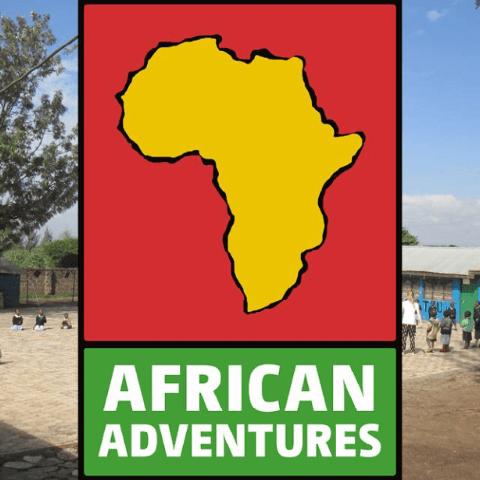 African Adventures Ghana 2018 - Amy Kent