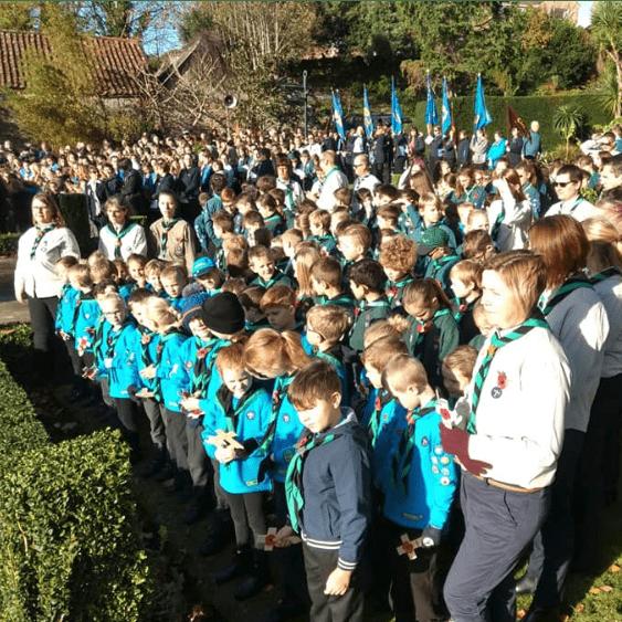 1st Weston Village Scout Group