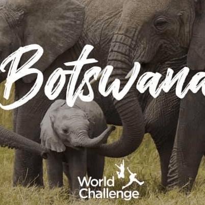 World Challenge  Botswana 2020 - Millie Judge