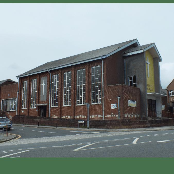 St Budeaux Methodist Church