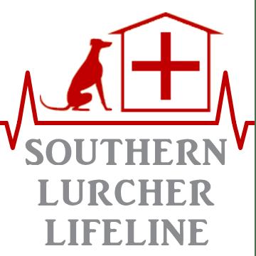 Southern Lurcher Lifeline cause logo
