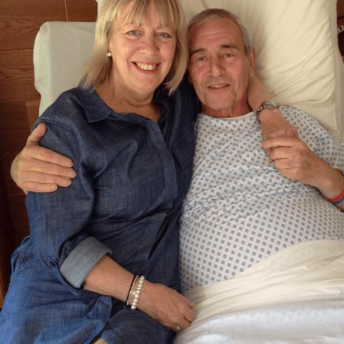 Raising for St Richards Hospice Worcester - Lorraine Green