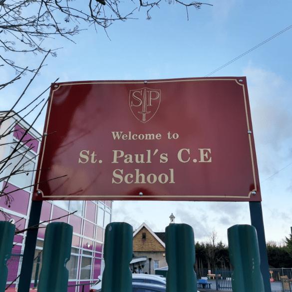 St. Paul's Primary School N11