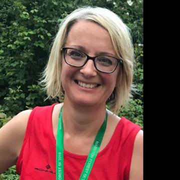 London Marathon 2021 - Dawn Boon