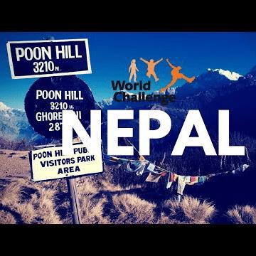 World Challenge Nepal 2021 - Tyler Thu