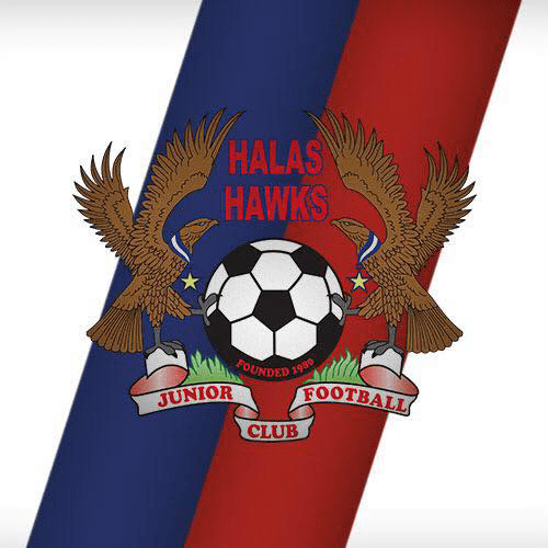 Halas Hawks U8s Girls (New team)