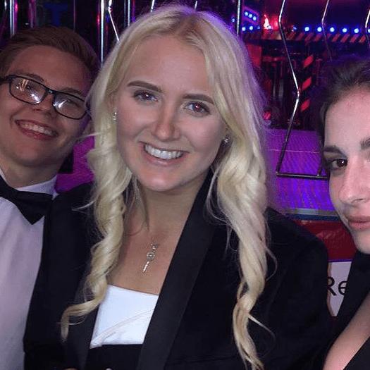 Funds4Uni - Charlotte Williams - 2018
