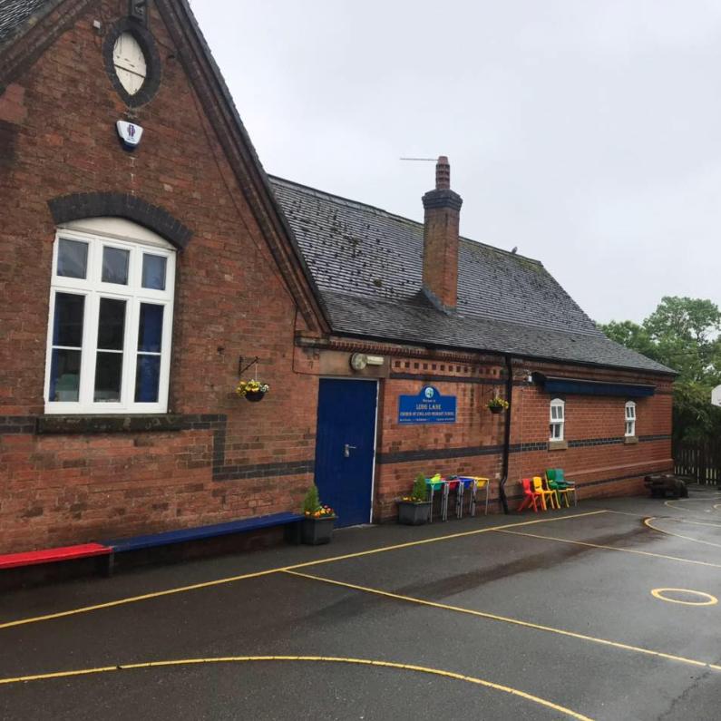 Friends of Long Lane  Primary School - Dalbury Lees
