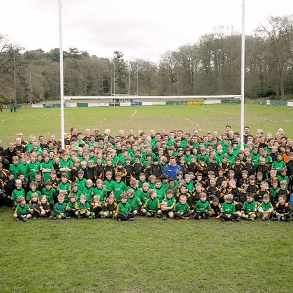 Bracknell Rugby Football Club Regenration