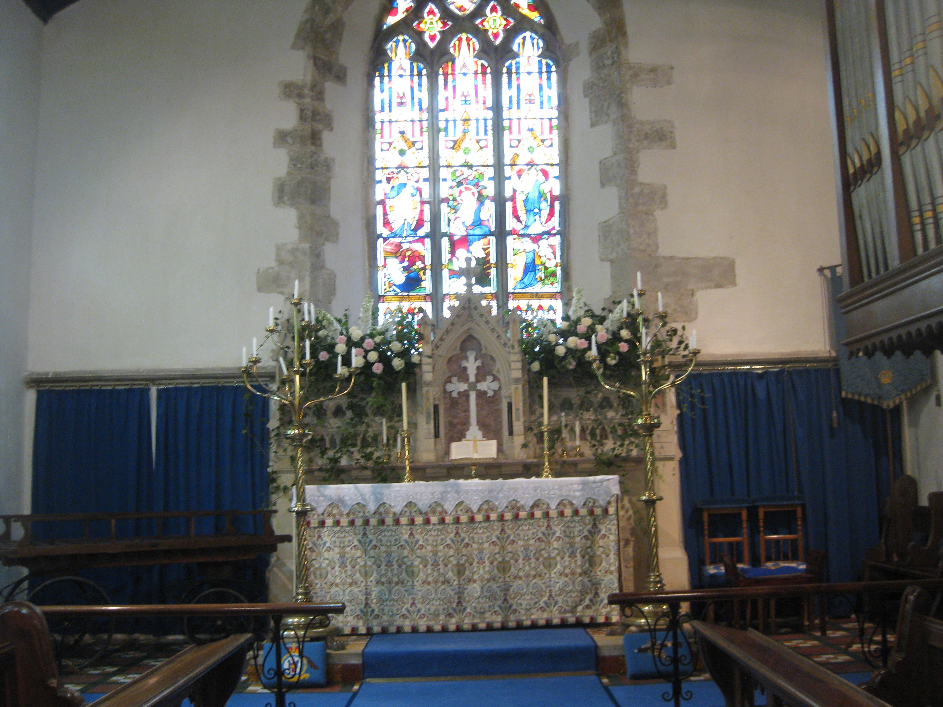 All Saints Church, Elsham