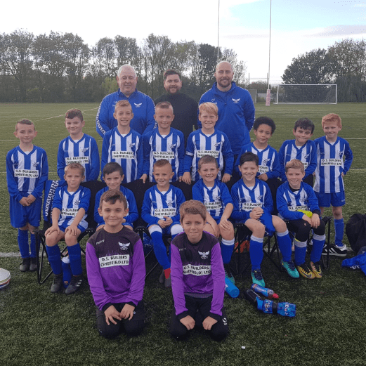 Young Owls JFC under 9's