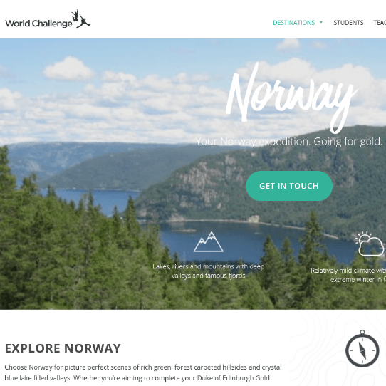 World Challenge Norway 2020 - Alex Heirbaut Kitteridge