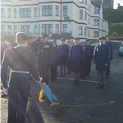 2241 (Regent House) Squadron Air Training Corps