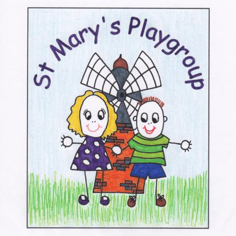 St Mary's Playgroup, Woodbridge