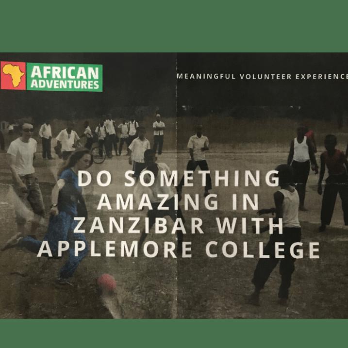 African Adventure Zanzibar 2020 - Jacob Young